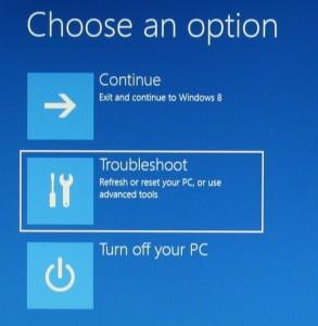 Récuperer erreurs Windows