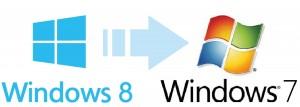 Revenir à Windows 7