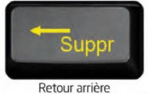 raccourcis clavier 7