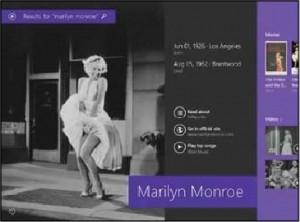 fonction recherche Windows 8.1