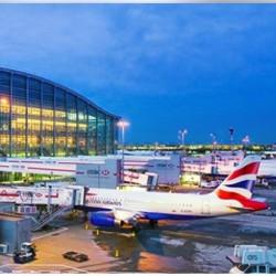 Retard à l'enregistrement dans les aéroports d'Heathrow et Gatwick ce matin en raison d'un problème informatique. (crédit : D.R.)