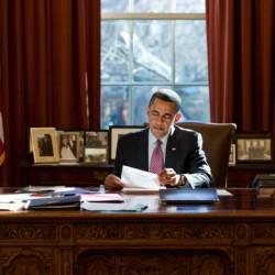 Au terme de son mandat, Barack Obama sanctionne le piratage des élections US par le régime russe. (Crédit Pete Souza/White House)
